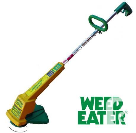 Weedeater #1210 Electronic Trimmer - $45