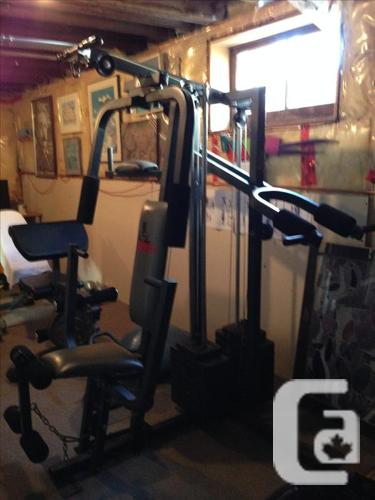 Weider home gym for sale in victoria british