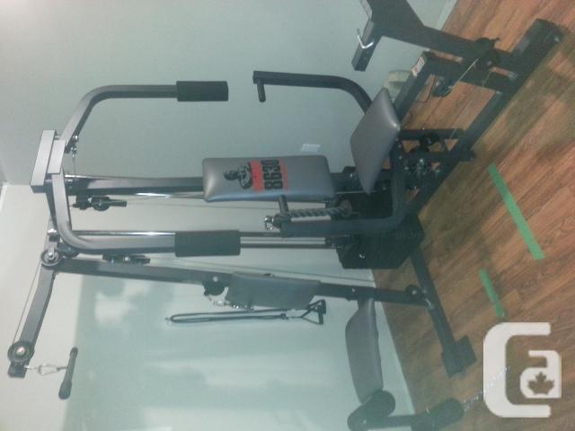 weider 8630 house gym