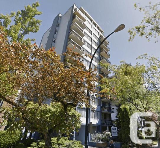 West End Furnished Apartment for Rent near Stanley Park