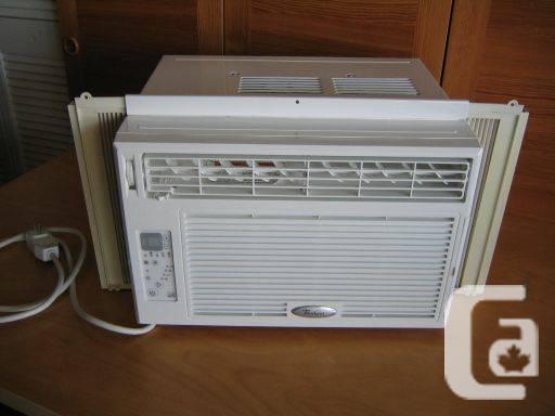 Whirlpool Acq088gpx High Efficiency 8 000 Btu Window Air