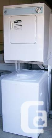 Whirlpool Apartment Portable Washer Dryer Set, 1 year warranty - $760 in  Brantford, Ontario for sale