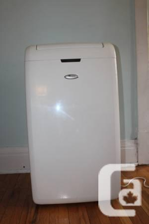 Whirlpool portable air conditioner - $300