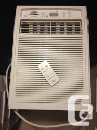 Whirlpool Vertical Window Air Conditioner 8000btu