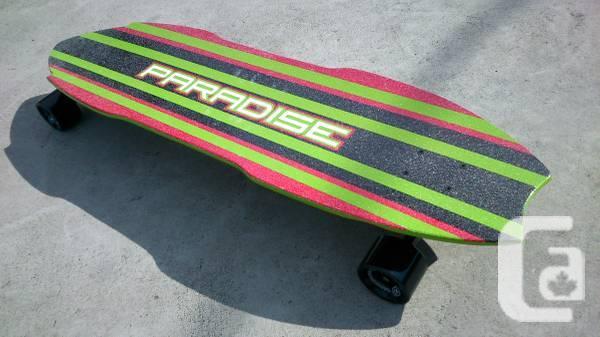 Wicked Retro Styled Longboard - $250