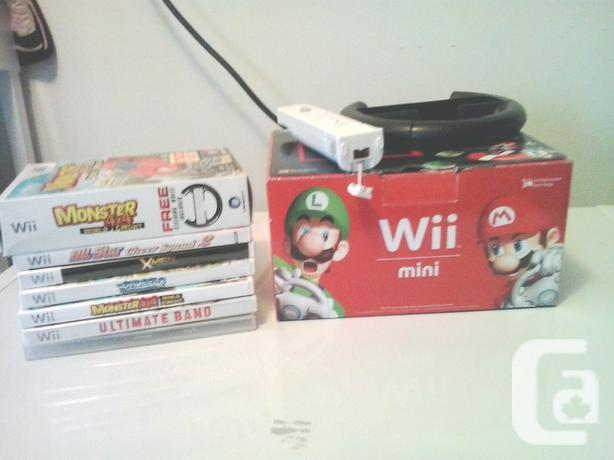 WII Mini Mario Kart Edition,Games & Accessories