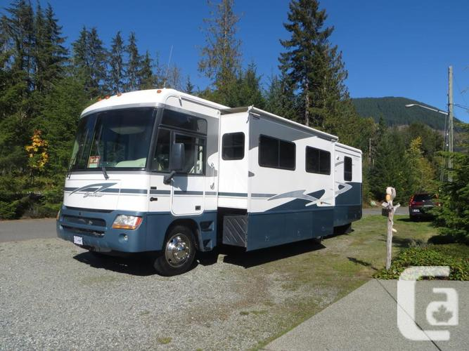 Winnebago Itasca Suncruiser Motorhome in Westholme, British Columbia for  sale