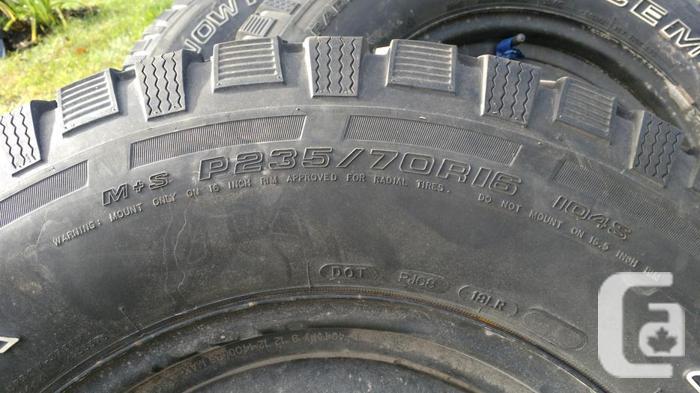 Winter Tires Winter Tires Quebec
