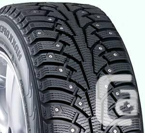 WinterForce studded tires - $450