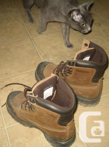 work boots - steel toed Dakota
