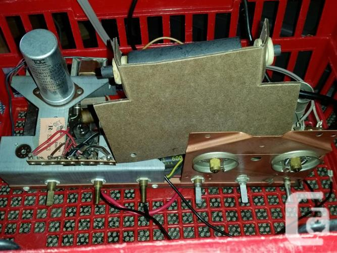 FREE: Working parts from an antique Westinghouse stereo