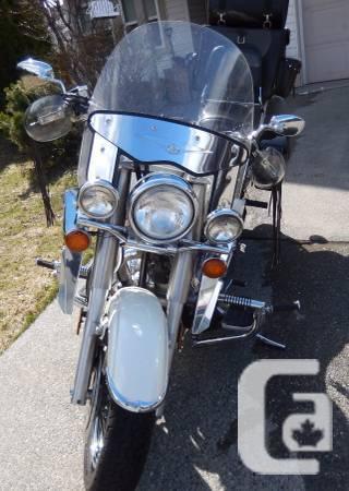 "Yamaha ""Road Star"" Silverado"