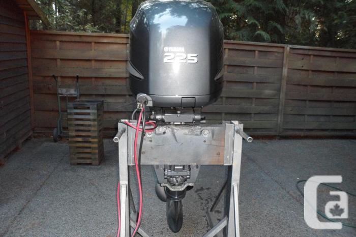 Yamaha f225 extra long shaft  .2006