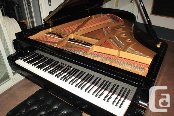 "Yamaha G5 Grand Piano 6'6"""