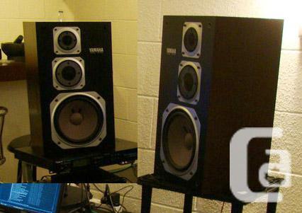 Yamaha NS-266 vintage hifi speakers in Victoria, British Columbia for sale