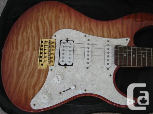 Yamaha Pacifica Electric Guitar - $200