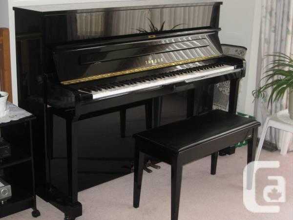 Yamaha piano for sale in edmonton alberta classifieds for Yamaha clavinova clp 950 price