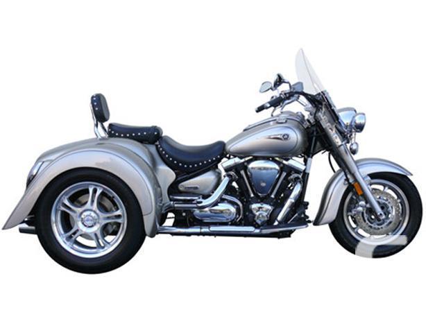 Yamaha Road Star Trike Conversions Trike Dealer Trike