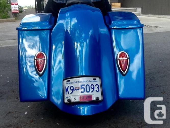 Yamaha Roadstar Bagger