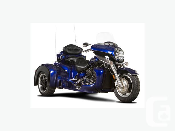 Yamaha Royal Star Venture & Tour Deluxe Trike Conversion for sale in