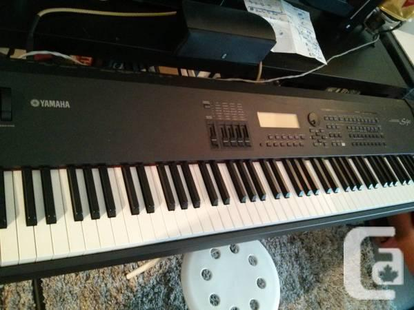 Yamaha S90 88-Key Synthesizer - $900