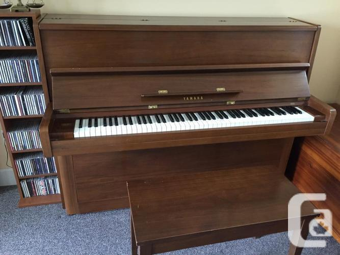 Yamaha Upright Piano Bench For Sale In Cobble Hill British Columbia Classifieds