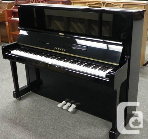yamaha ux 1 upright piano for sale in winnipeg manitoba