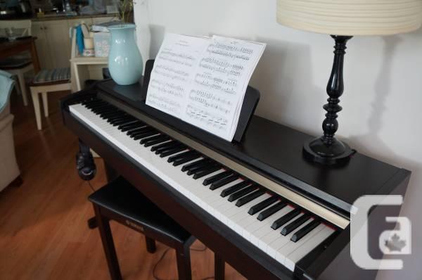 Yamaha YDP-113 Electronic Piano, used - $800