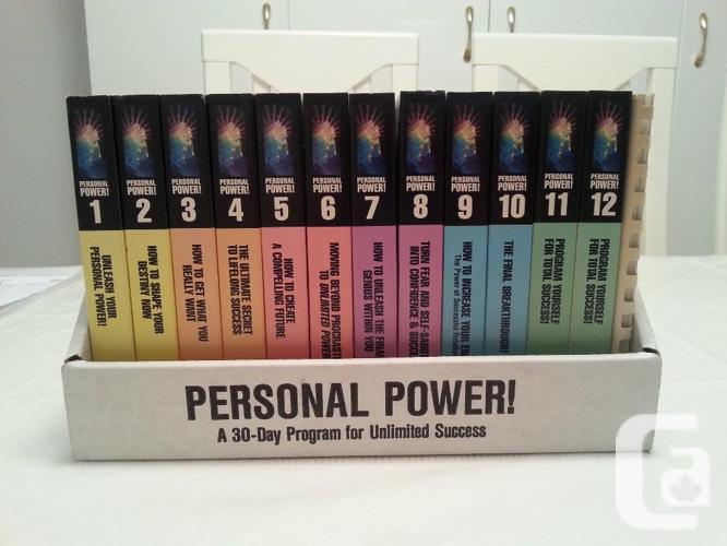 YOU DESERVE PERSONAL POWER Unlimited Success, Montreal