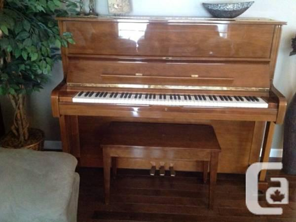 Young Upright Piano - $4800