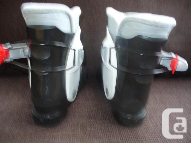 Youth Ski Boots TECHNO PRO T 3