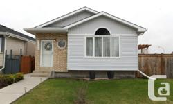 Property Type: Single Family Building Type: House Storeys: 1 Community Name: Kildonan Meadows Neighbourhood Name: Kildonan Meadows Title: Freehold Land Size: Unknown Built in: 1991  3K//Winnipeg/SS May 27, offer June 2. Move in & enjoy this fabulous 1080,