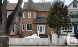 Property Type: Single Family Building Type: House Storeys: 2 Community Name: Scotia Heights Neighbourhood Name: Scotia Heights Title: Freehold Land Size: Unknown Built in: 1905  4D//Winnipeg/ Why walk to St. Johns Cathedral  in Scotia Heights when you