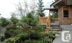 Property Type: Single Family Building Type: House Storeys: 1 Title: Freehold Land Size: 4.3 ac Built in: 1995 Total Parking Spaces: 8  A wonderful country setting yet just a short drive to amenities in lovely Brentwood Bay. This sunny 4.3 acre property