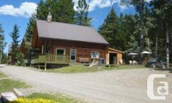 This lovely 900+ sq. ft. log cabin rests 6 comfortably. It is located 3 hours from Vancouver and 20 minutes from Kamloops, BC. The cabin is situated within Roche Lake Resort and also is, if desired, available for rental merging to balance out managment