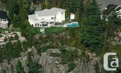 Property Type: Single Family Building Type: House Storeys: 2 Neighbourhood Name: Chicoutimi-Nord Land Size: 23891 sqft Built in: 1996 Total Parking Spaces: 6  Superbe résidence avec vue sur la ville & le Saguenay. Garage attaché 16 x 28. Terrasse &