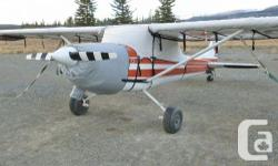 1967 CESSNA 150/150 LOW TIME 250 SMOH 2200 AF 150HP TEXAS TAILDRAGGER CONV HORTON STOL KIT LR FUEL WHEEL SKIS NEW 406 ELT MOGAS STC, NO SNAGS, NEW ALL SEASON ARTIC COVERS GOOD CLEAN AIRCRAFT, ALL PRIVATE HOURS.