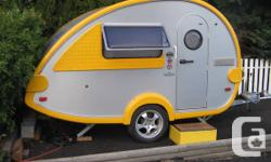 We are marketing a 2003 model T @ b trailer that includes an extra beerbelly, an awning, and a little generator.  This is a lightweight trailer that analyzes regarding 1500 pounds. It has served us well on various trip, and consistently attracts plenty of
