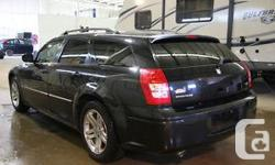 Make Dodge Model Magnum Year 2006 Colour Black kms 142000 Trans Automatic 2006 Dodge Magnum R/T with 142,426kms 5.7L Hemi with the space of a large SUV and the power of a muscle car. Low kms for the year great condition a must see for any Mopar fan. Reg.