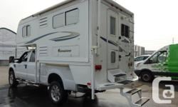 Please go to our Website for More Pictures and Information.. WWW.CARBOYZ.CA Extra Clean!! Local Trade In.. Very Well Maintained and Looked After.. Fits 6 Ft. and Longer, Short Bed and Long Bed Trucks.. 2009 Adventurer 86SBS Truck Camper with Slide Out.. 8