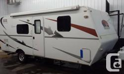 2010 Trailmanor Elkmont 24' Travel Trailer  Great Shape!  Awning  Radio  Full bathroom  Flat screen tv  Complete kitchen. Stove, microwave, refrigerator.   A/C  Heater  Pedestal Table in Dinette  Bathroom with shower  From New Mexico. Never saw a