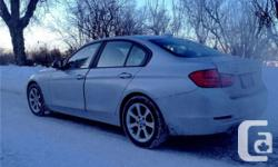 Make. BMW. Version. 328i. Year. 2013. Colour. Silver. kms. 26000. Trans. Automatic. 2013 BMW 328i xDrive Sedan. Costs Unleaded, Air conditioning, Bluetooth, Dual Environment Controls, Enjoyment Plan, Fog lights, Heated mirrors, Heated seats, Keyless