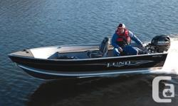 2015 Lund Fury 1600 SSA FRENZY ON THE WATER.The 1400 Fury and 1600 Fury have the tenacity of their big brothers, all in a small fishing boat. Dual side stepped rod storage, aerated livewell, a large bow casting deck and either a tiller or side console