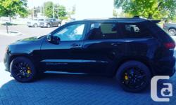 Make Jeep Model Grand Cherokee Year 2018 Colour Diamond Black Crystal Pearl Trans Automatic Hi, CHRIS BERG here from LETHBRIDGE NORTHSIDE DODGE. This vehicle is pretty self explanatory but here is all the information you need. Call, text, or email me with