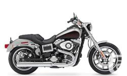 2014 Harley-Davidson FXDL Low Rider ANTILOCKING BRAKES/SC SilverThe new Harley-Davidson Dyna Low Rider motorcycle is an easy-handling, street custom motorcycle with a low seat height. It's an easy to maneuver motorcycle with big street custom styling