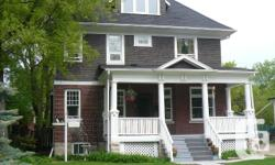 Property Type: Single Family Building Type: House Storeys: 2.5 Community Name: River Heights North Neighbourhood Name: River Heights North Title: Freehold Land Size: Unknown Built in: 1910  1C//Winnipeg/Showings start Sunday June 8th Noon, Open House June