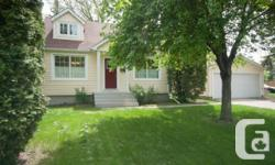 Property Type: Single Family Building Type: House Storeys: 1.75 Community Name: St Vital Neighbourhood Name: St Vital Title: Freehold Land Size: Unknown Built in: 1947  2C//Winnipeg/Showings start Monday June 2, OTP June 9 @ 8:00pm. You'll think you're at