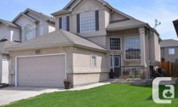 Property Type: Single Family Building Type: House Community Name: River Park South Neighbourhood Name: River Park South Title: Freehold Land Size: Unknown Built in: 2004  2F//Winnipeg/Showings Start June 3, Open House June 8 2-4pm, Offers June 10.