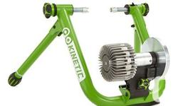 This listing is for a brand new, KURT KINETIC T-2700 Road Machine Smart Trainer. *Please note; New in the original packaging. Accurate,affordable and easy to use, Kinetic Introduces new Smart series powertrainers for 2015. The Road Machine Smart trainer