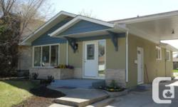 Property Type: Single Family Building Type: House Storeys: 1 Community Name: St Vital Neighbourhood Name: St Vital Title: Freehold Land Size: Unknown Built in: 1969  2C//Winnipeg/Wow, wow, wow!! This house is a dream! Must see. Showings start immediately,